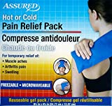 Assured Hot or Cold Pain Relief Pack