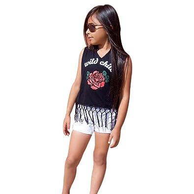 ac7a5a232873b For 2-7 Years Old Kids ! sunnymi® 2 Pcs 1 Set Summer Fashion Cute ...