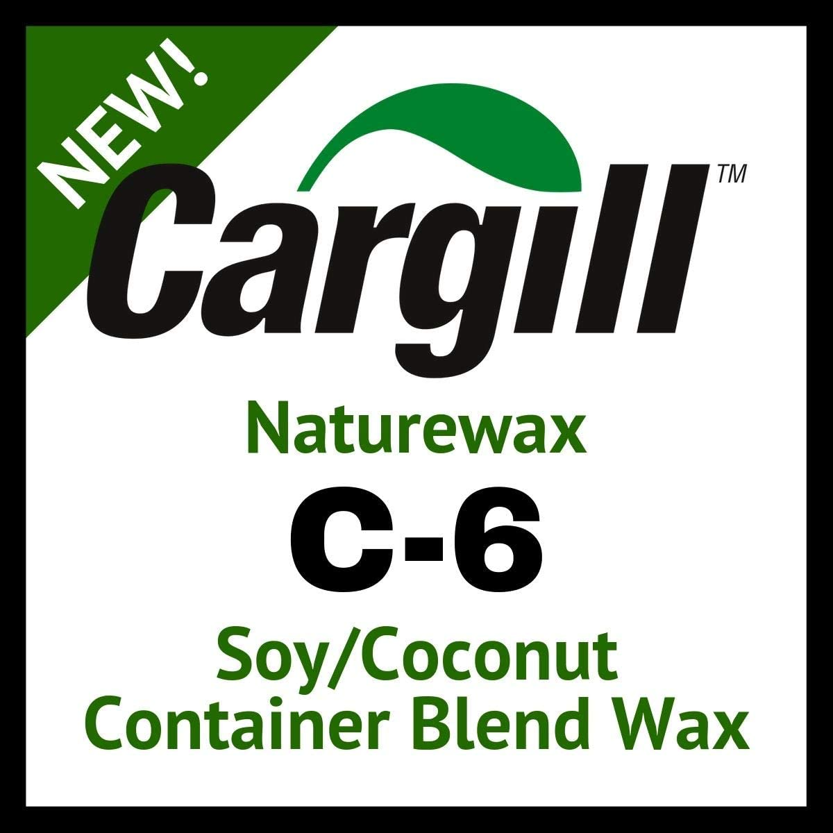Soy Container Wax 10 NatureWax C-6 Coconut Lb Slab