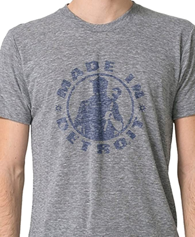 90317303 Made In Detroit Shirt - Mid | Amazon.com
