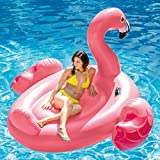 "Intex Mega Flamingo, Inflatable Island, 86"" X 83"" X 53.5"""