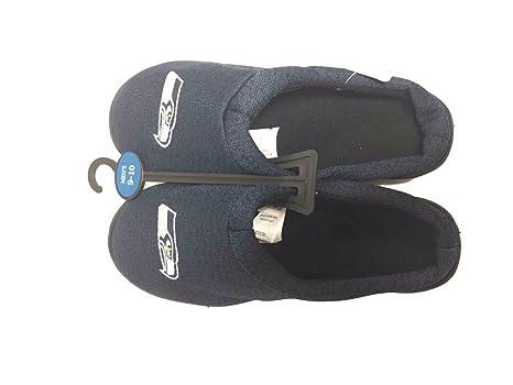 7c8a1e4ac2d9 Amazon.com   FC Seattle Seahawks Men s Poly Knit Cup Sole Slippers ...
