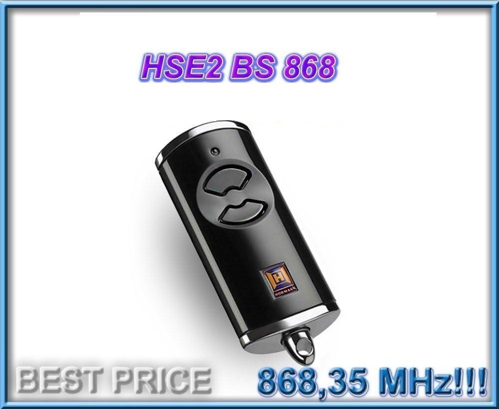 T/él/écommande portail HSE2 868 BS HORMANN