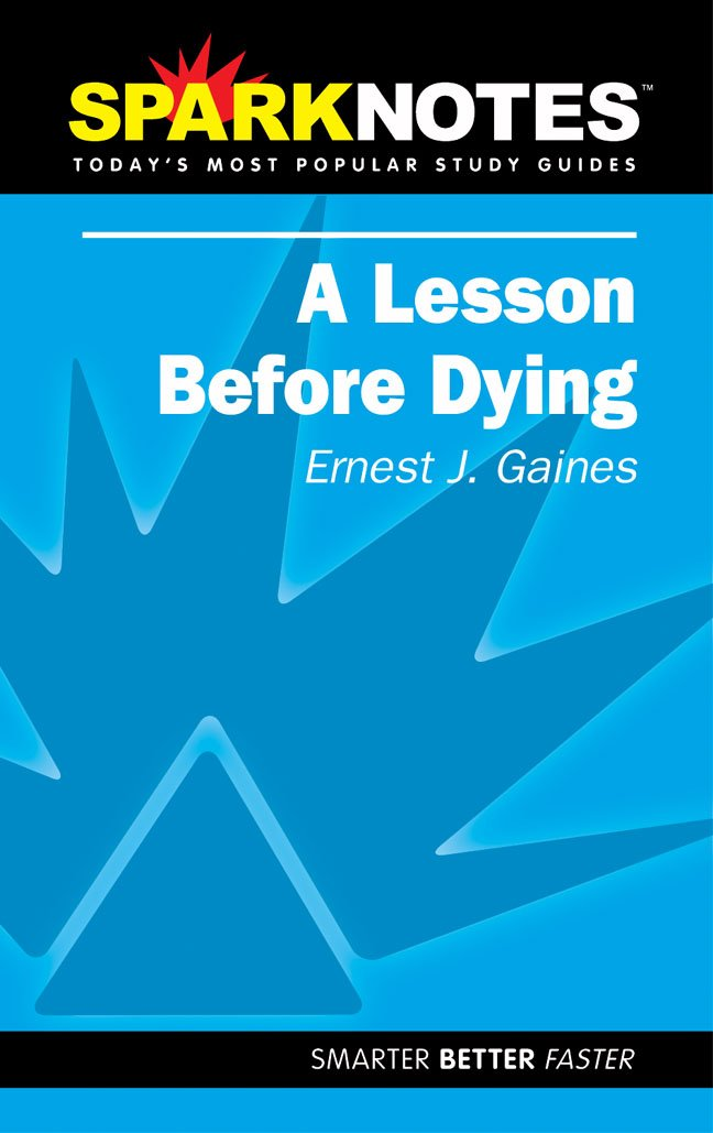 Download Spark Notes A Lesson Before Dying pdf epub