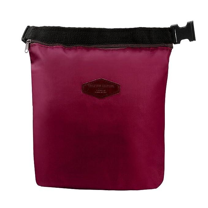 IMJONO Impermeable Térmico Enfriador Aislado Almuerzo Caja Portátil Totalizador Almacenamiento Bolsas de Picnic: Amazon.es: Equipaje