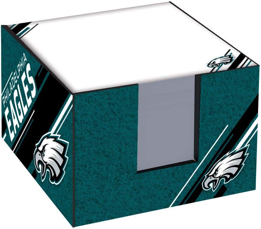 Turner Sports Philadelphia Eagles Note Cube W/Holder (8125007)