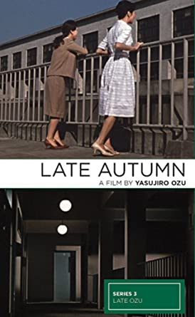Amazon in: Buy Late Autumn - a 1960 Japanese Classic (English Sub