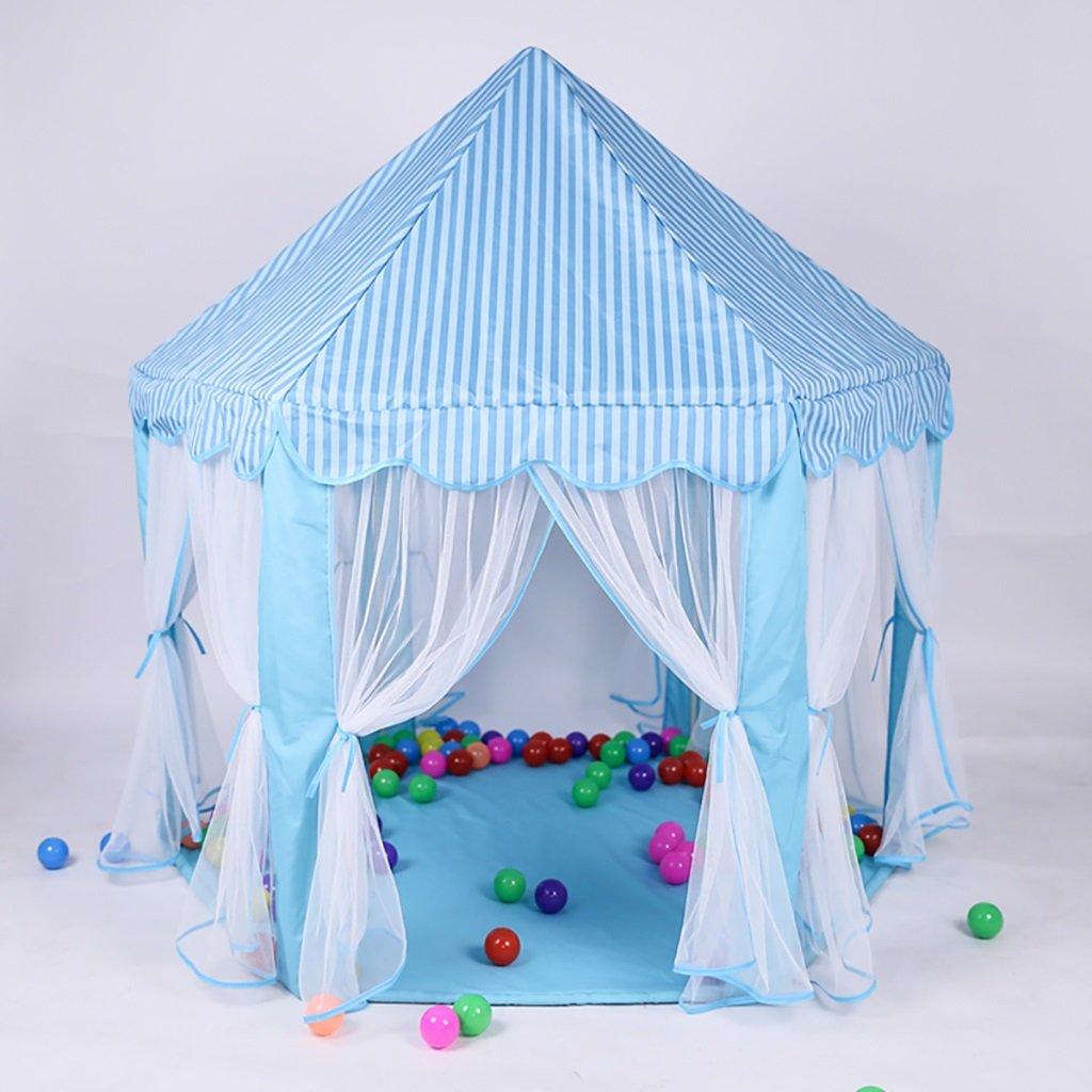 NAUY- Spielzeug & Spiele Kinder Spielzelt Spiel Playhouse Kinderspielzeug Spielhaus Indoor-und Outdoor Kinderspielzelt (nicht mit kleinen Ball)