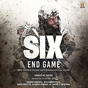 Six: End Game Audiobook