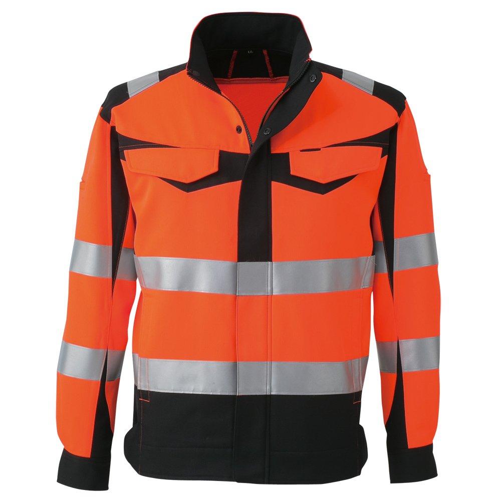CO-COS コーコス 高視認性安全ジャケット 秋冬用 CS-2410 12 オレンジ 3L B01LZM7Z1A 3L|オレンジ オレンジ 3L