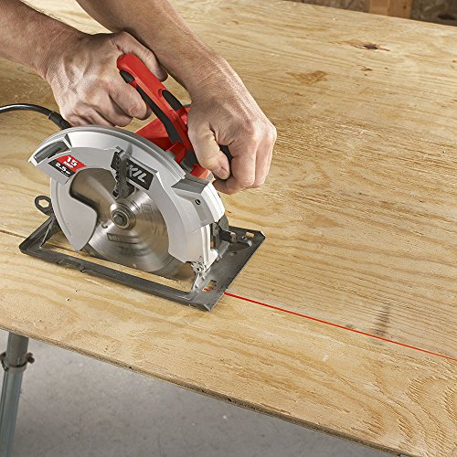SKIL 5280-01 15-Amp 7-1/4-Inch Circular Saw with Single Beam Laser Guide by Skil (Image #8)