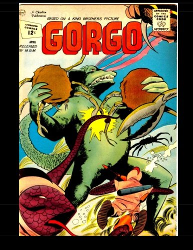 Read Online Gorgo #6: The Monster From The Sea! 1962 ebook