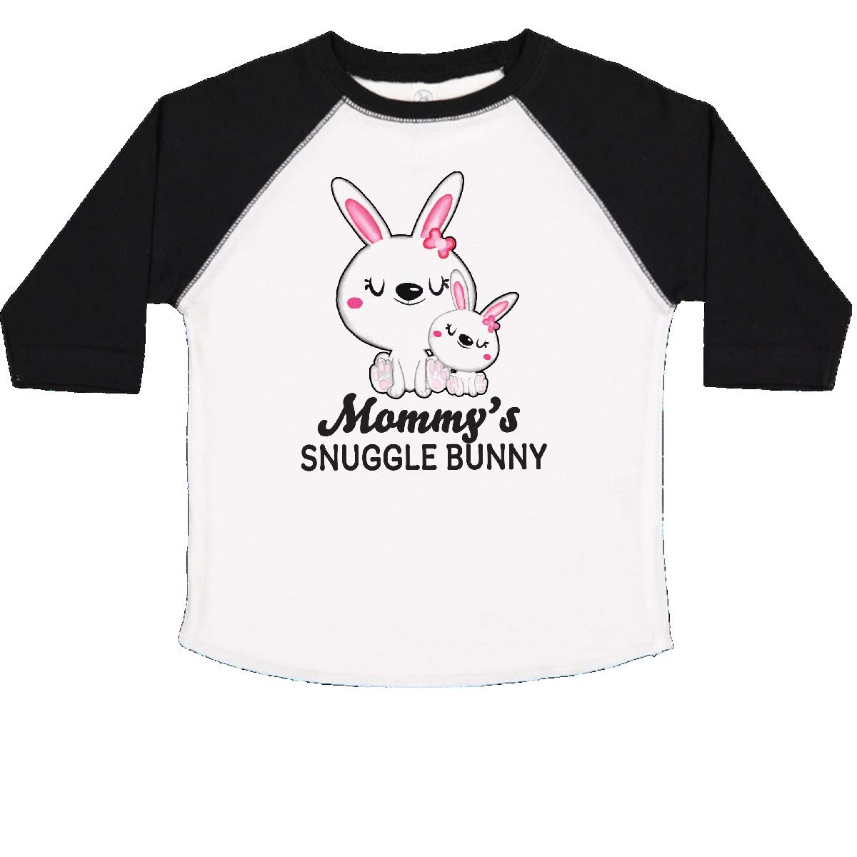 inktastic Mommys Snuggle Bunny Easter Toddler T-Shirt