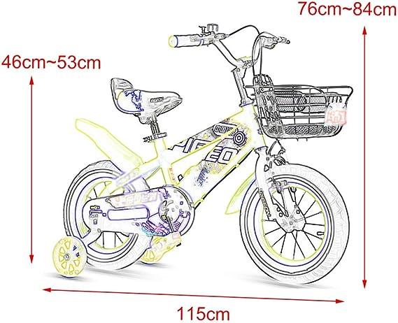 Bicicletas Triciclos Niño Niña Niños Exterior Pedal Interior Coche ...