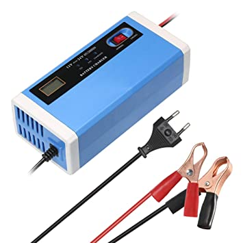 Carrfan Cargador de batería para automóvil Carga de energía ...