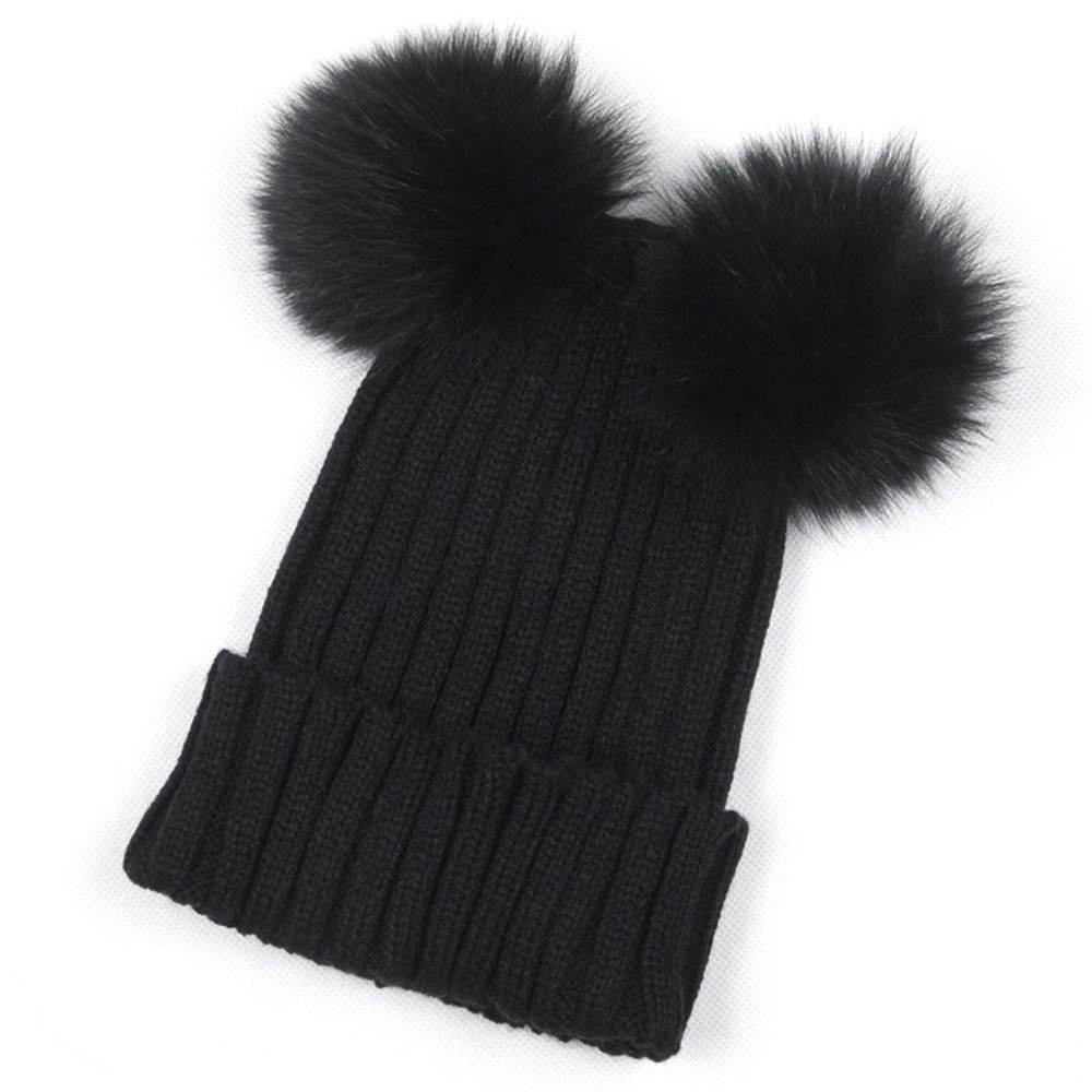 Amazon 4clovers Hairball Hat Winter Womens Mickey Mouse