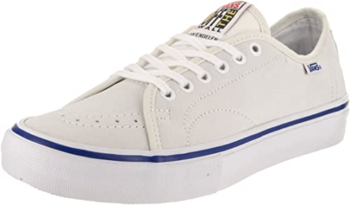 Vans AV Classic Pro(VA38C2DM9) WhiteTrue Blue 9: Amazon