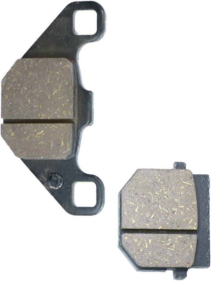 2 Pads Delanteros Derecha Pastillas de Freno Semi-Met fit E-Ton ATV VXL250 VXL 250 ST Vector Quad 06 07 2006 2007 1 Pair