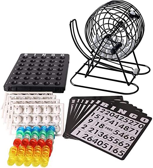 Juego de cartas de bolas de lotería de bingo Juego de tablero de ...