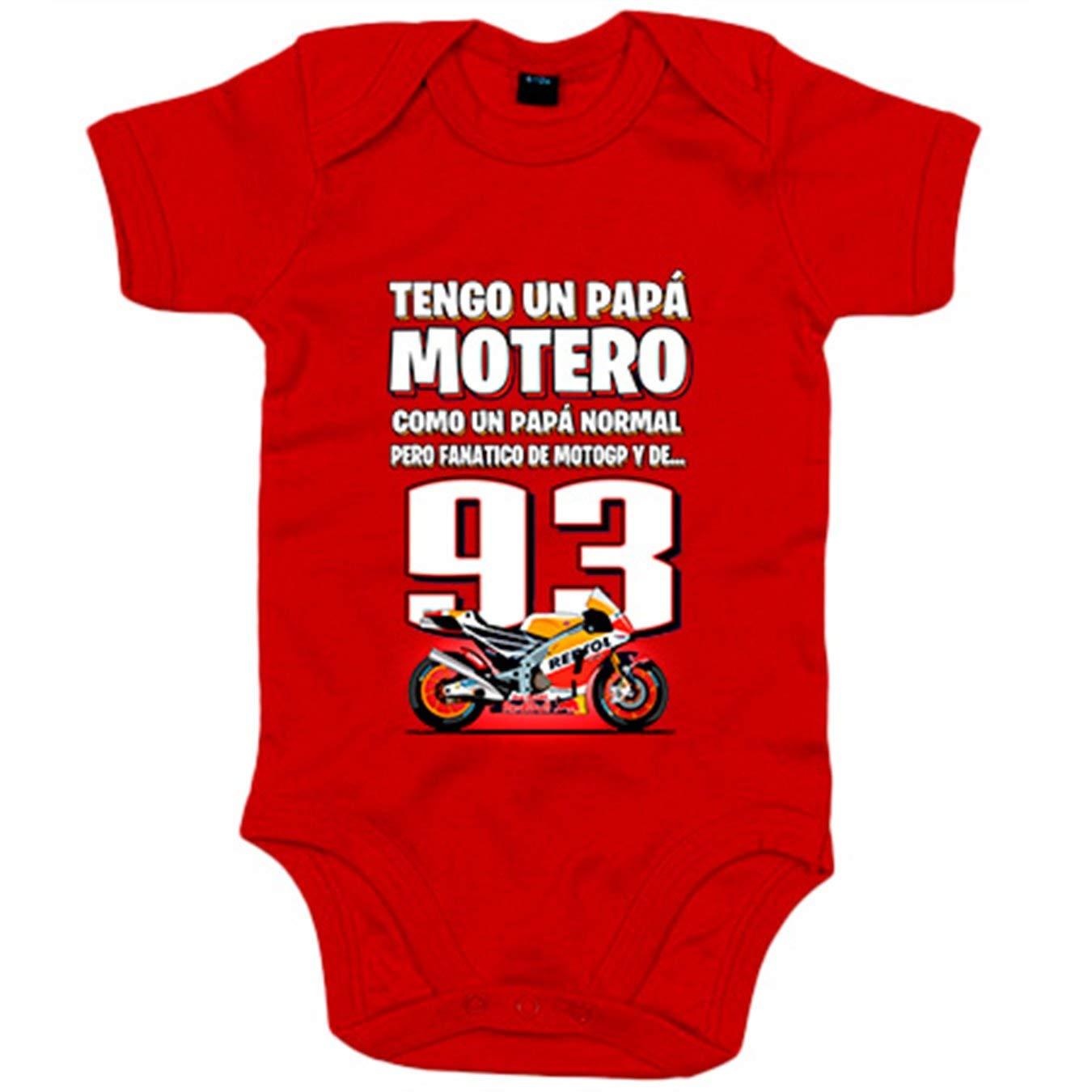 Body bebe Niño Niña 0 3 6 12 meses Comodo Rojo Todo de Rojo Infantil 2019