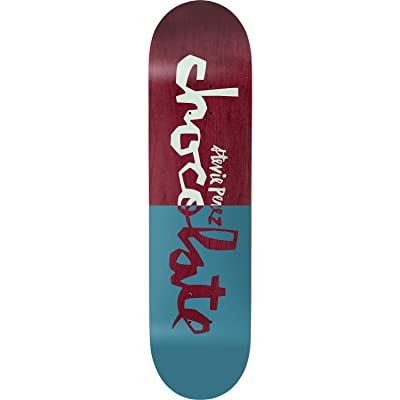 Chocolate Stevie Perez Original Chunk Wr39 Skateboard Deck -8.25 - Assembled AS Complete Skateboard : Sports & Outdoors