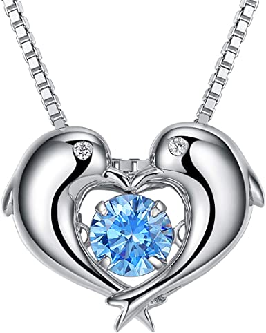 Valentine/'s Day SALE Necklace Diamond Style Heart Pendant Charm Costume Jewelry