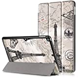 iPad 9.7 Case,Case for iPad a1822,iPad 9.7 2018 Cases,Apple New iPad 9.7 Cases,Slim Case with Flip Cover Slim-Fit Case for iPad 9.7 2018/2017,Tower