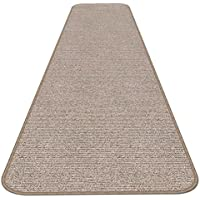 Skid-resistant Carpet Runner - Pebble Beige - 6 Ft. X 27 In. - Many Other Sizes to Choose From