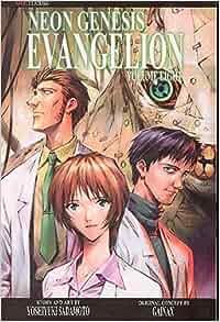 Amazon.com: Neon Genesis Evangelion, Vol. 8 (9781591164159 ...