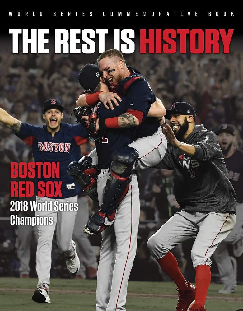 Rest History Boston World Champions product image