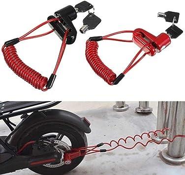 Kalaokei Bicicleta antirrobo, Freno de Disco con Cable, Xiaomi ...
