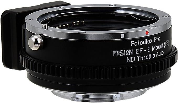 Vizelex Fusion Nd Throttle Smart Lens Adapter Kamera