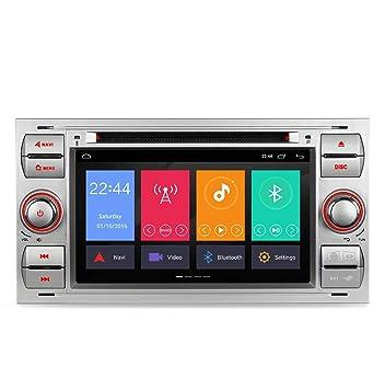 junhua 7 2 GB ram Auto Radio Android 8.1/8.0 DVD GPS para Ford