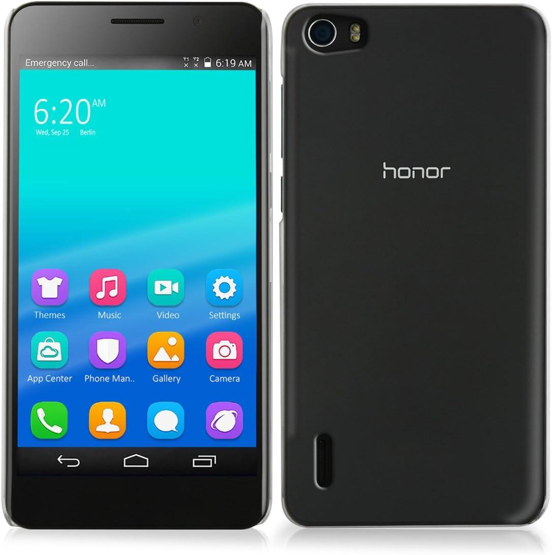 kwmobile Funda Compatible con Huawei Honor 6 - Carcasa para móvil ...