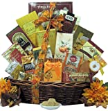 Great Arrivals Gourmet Thanksgiving Gift Basket, Bountiful Gourmet Wishes