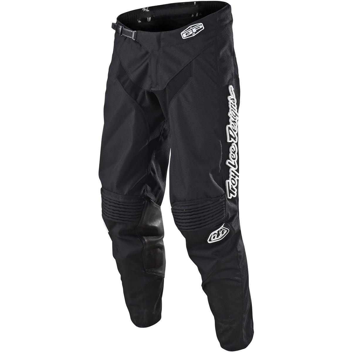 2018 Troy Lee Designs Youth GP Mono Pants-Black-28