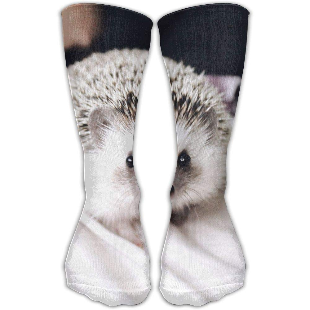 Protect Wrist For Cycling Moisture Control Elastic Sock Tube Socks Cute Hedgehog Baby Athletic Soccer Socks