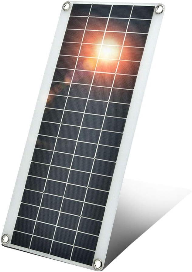 cabine capannoni barche pannello solare policristallino flessibile con regolatore di carica solare per camper rimorchi Kit pannello solare 15W Off Grid