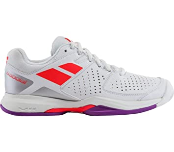 Zapatillas de tenis mujer Babolat Pulsion Clay W: Amazon.es: Deportes y aire libre