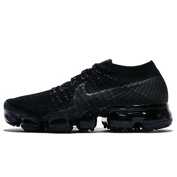 promo code 1ae24 588b9 Nike WMNS Air Vapormax Flyknit, Chaussures de Trail Femme, Noir (BlackBlack