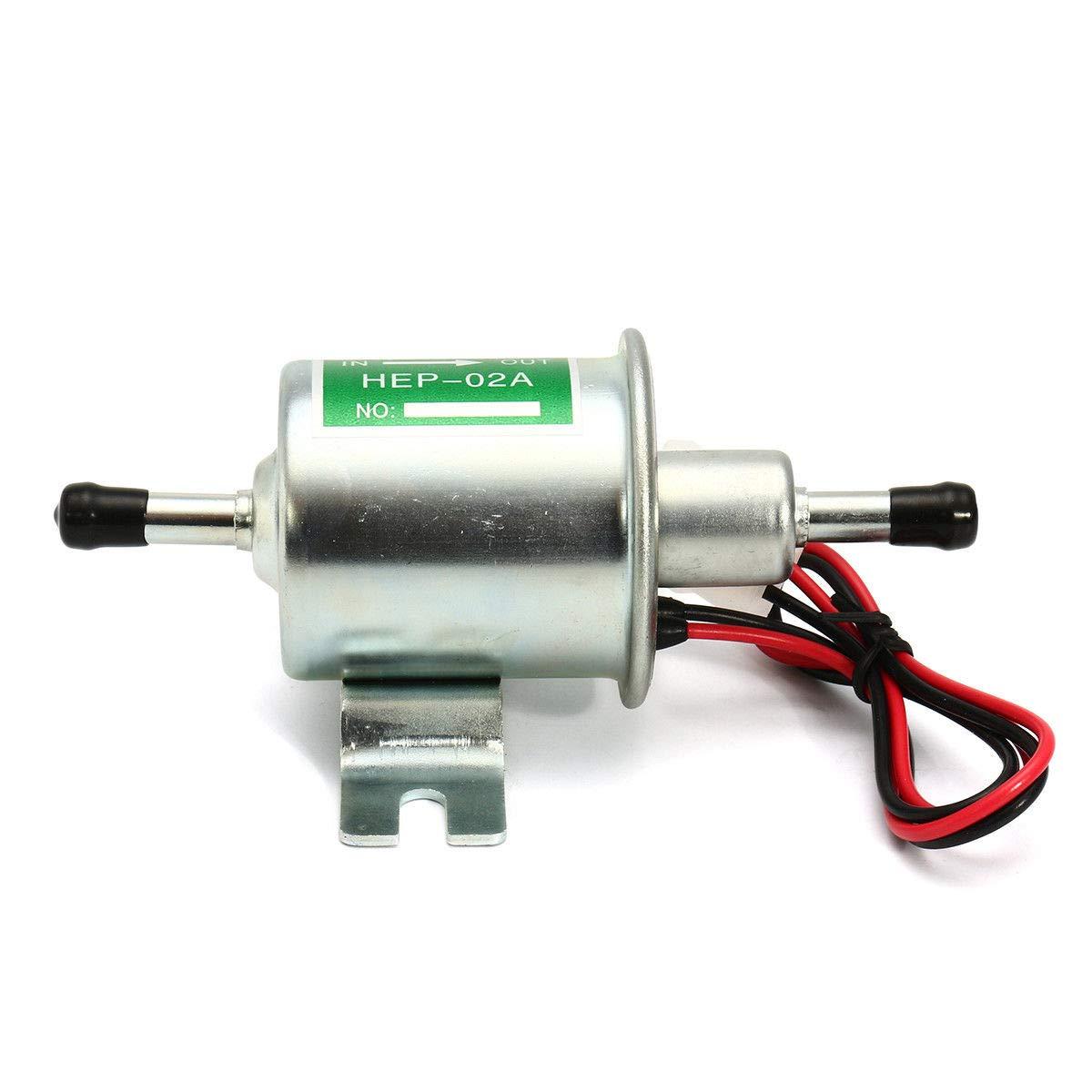 per macchinari elettrici Pompa per carburante universale da 12/V per benzina e diesel