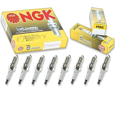 NGK G-POWER – Juego de bujías Ford F-150 93 – 10 5.8