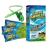 Green Gobbler GGDC3PACBOX Drain Opener, Hair Grabber Tool, 3 Piece, 8.25 Oz (233 g) Each
