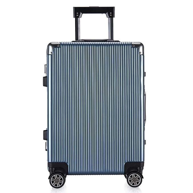 01cd8e50c478 Amazon.com: Daeou Hand Luggage suitcases Aluminum Frame Business ...