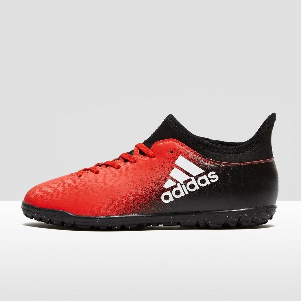 adidas X 16.3 TF J, Botas de fútbol para Niños AQ4353
