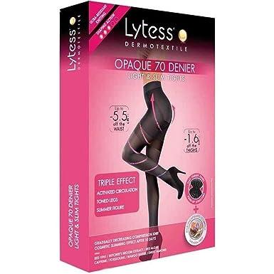 nouveau design rabais de premier ordre vente de sortie Lytess - Collant minceur - Collant Jambes légères et Minceur 70D Noir