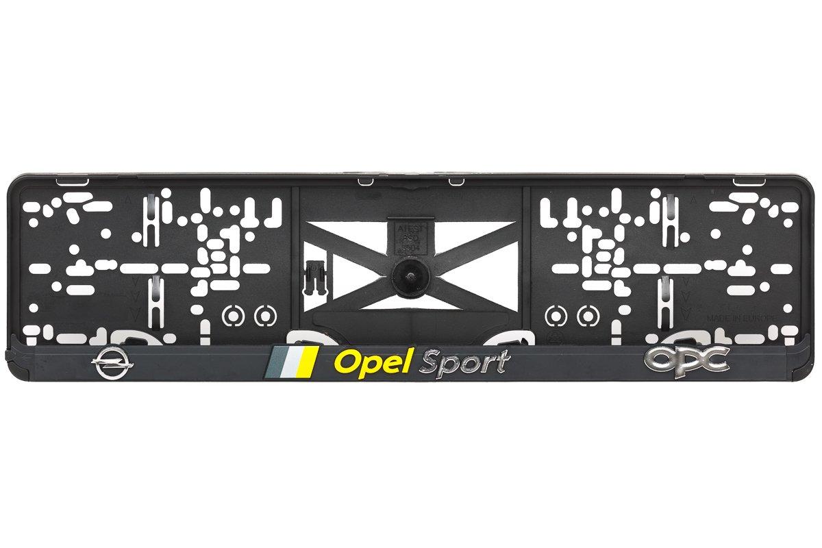 3d efecto Sport licencia Matr/ícula Soporte 1/Par//2pieza OPC