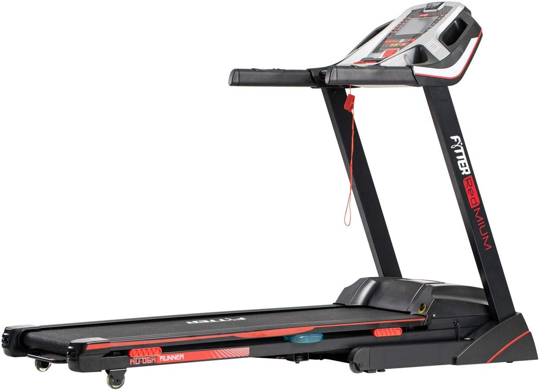 FYTTER Runner Ru-06R Tapis De Course Haute Performance De 3 CV ...