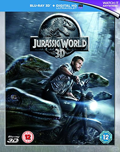 Jurassic World [Blu-ray 3D] (Best Price On Lg Oled Tv)