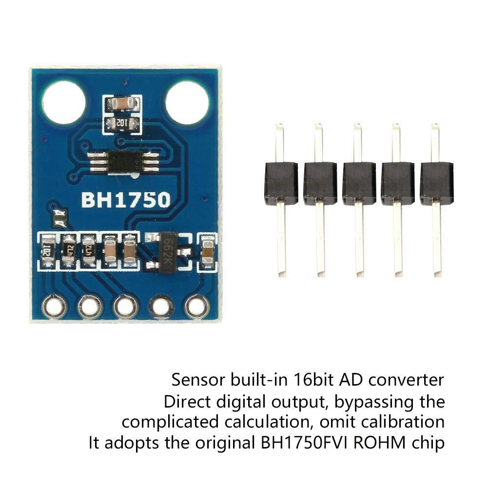 Light to Digital Converters Hi-Sensitvty Ambient Light Sensor IC 10 pieces